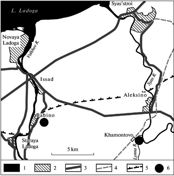 Zaitsev (2010)_Babino Quarry_Map