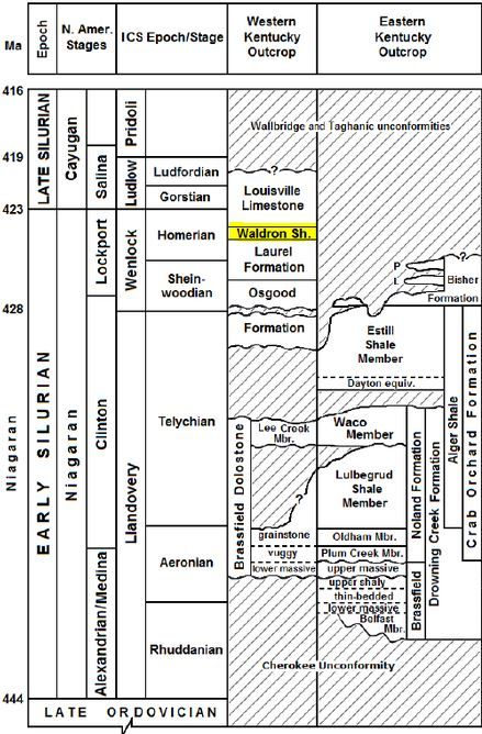 Stratigraphy-of-Silurian-units-in-Kentucky_Association of Australasian Palaeontologists