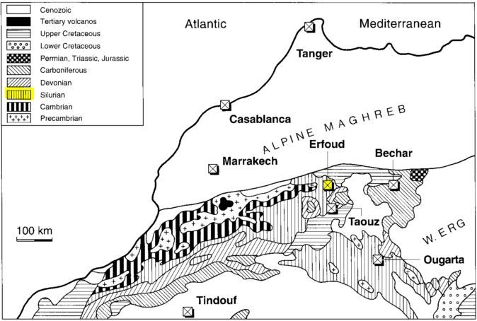 Map_Marocco_Hess (1999)_marked